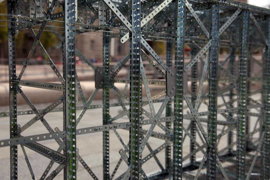 james may meccano bridge