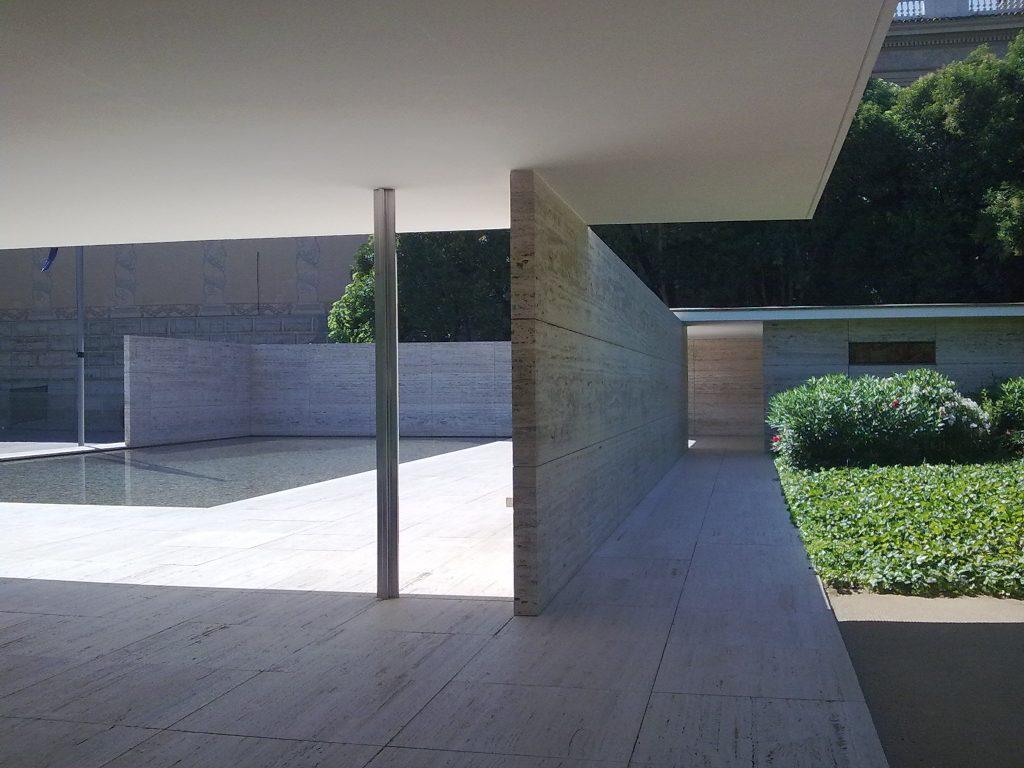 Padiglione Barcellona