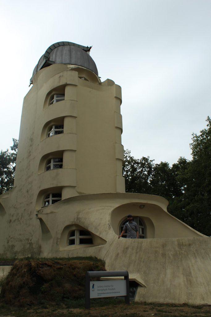 Einsteinturm, Potsdam