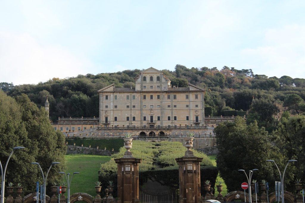 Villa Aldobrandini Frascati
